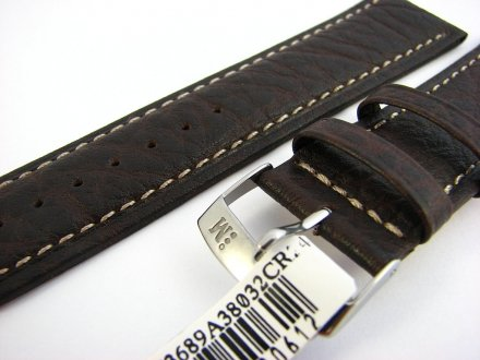 Pasek skórzany do zegarka - Morellato A01U3689A38032 24mm
