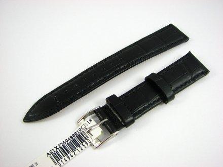 Pasek skórzany do zegarka - Morellato A01X2269480019 18mm