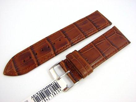 Pasek skórzany do zegarka - Morellato A01X2269480041 24mm