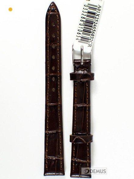 Pasek skórzany do zegarka - Morellato A01X2524656032 14 mm