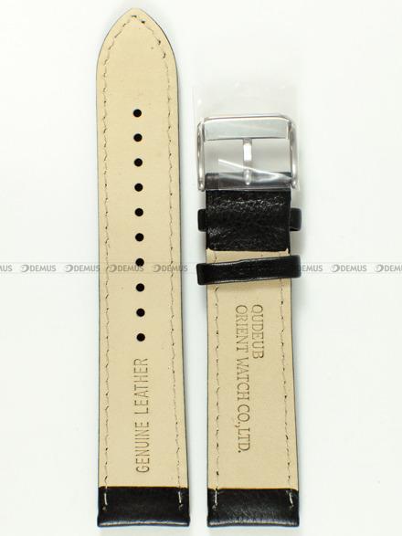 Pasek skórzany do zegarka Orient FFN02005BH - UDEUBSB - 22 mm