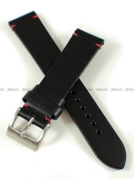 Pasek skórzany do zegarka - Pacific W118.20.1.4 - 20 mm