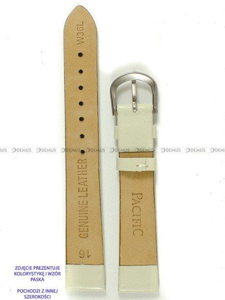 Pasek skórzany do zegarka - Pacific W36L.14.71 - 14 mm