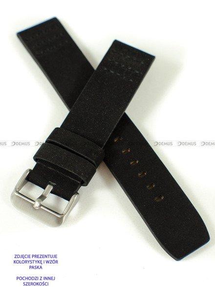 Pasek skórzany do zegarka - Pacific W39.22.1.1 - 22 mm