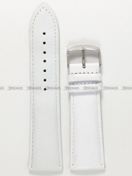 Pasek skórzany do zegarka - Pacific W70L.26.7 - 26 mm
