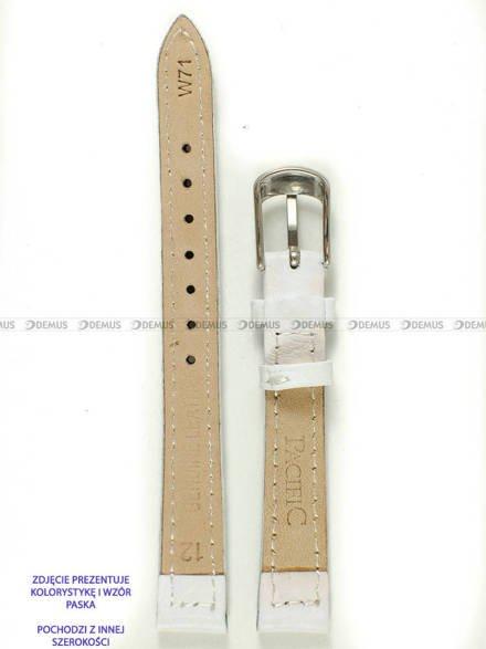Pasek skórzany do zegarka - Pacific W71.22.7.7 - 22 mm