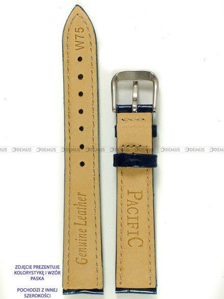 Pasek skórzany do zegarka - Pacific W75.20.5.5 - 20 mm