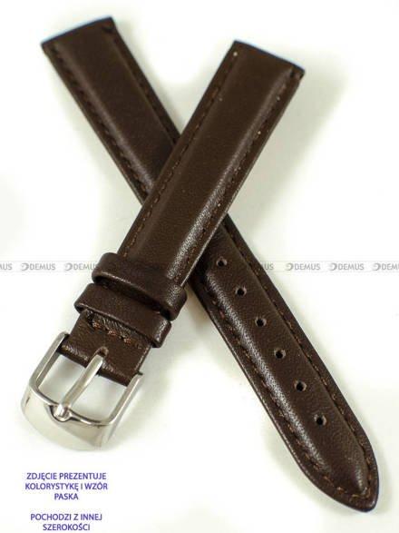 Pasek skórzany do zegarka - Pacific W83N.12.2.2 - 12 mm