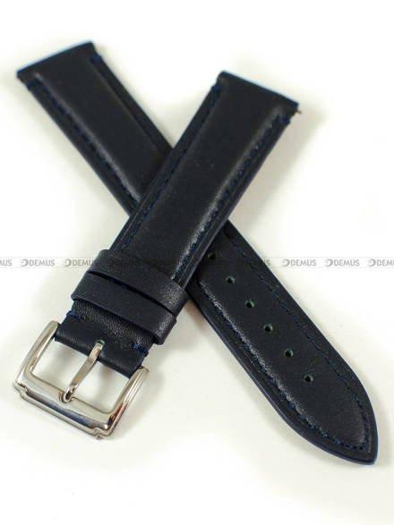 Pasek skórzany do zegarka - Pacific W89.20.5.5 - 20 mm