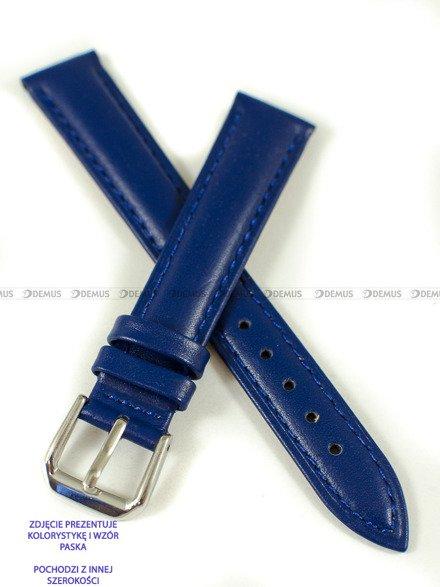 Pasek skórzany do zegarka - Pacific W94.14.5.5 - 14 mm