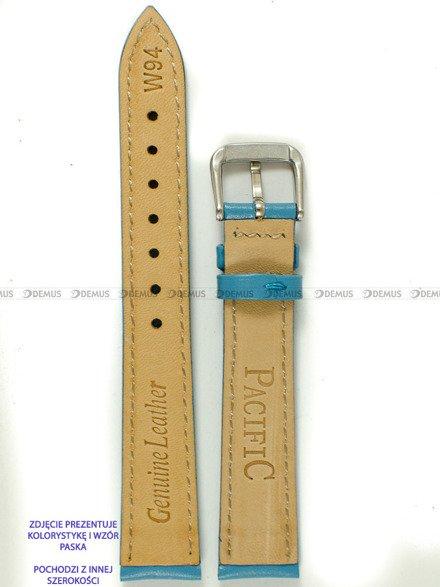 Pasek skórzany do zegarka - Pacific W94.22.51.51 - 22 mm