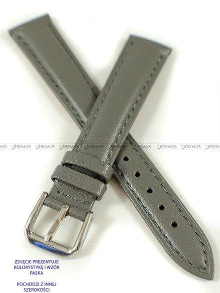 Pasek skórzany do zegarka - Pacific W94.24.61.61 - 24 mm