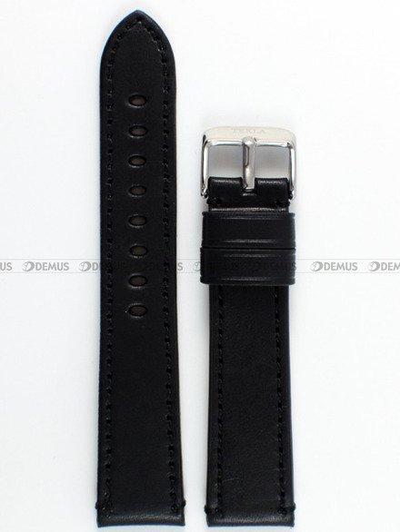 Pasek skórzany do zegarka - Tekla PT14.20.1 - 20 mm