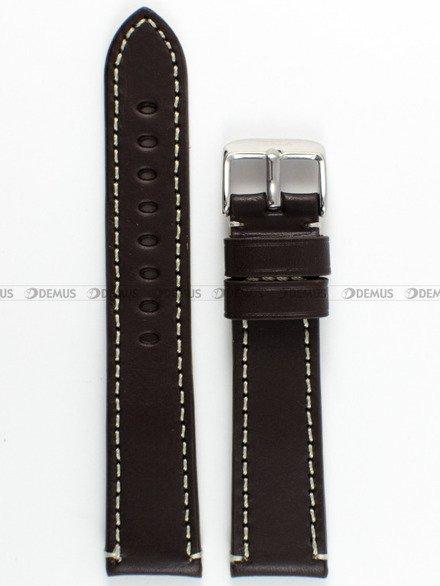 Pasek skórzany do zegarka - Tekla PT14.20.2.7 - 20 mm