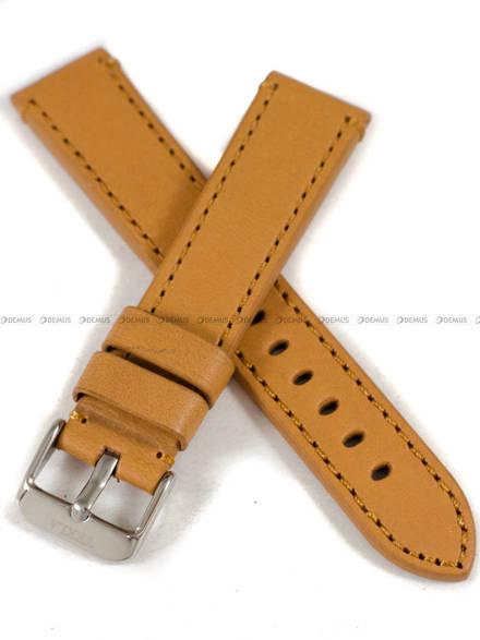 Pasek skórzany do zegarka - Tekla PT18.20.3 - 20 mm