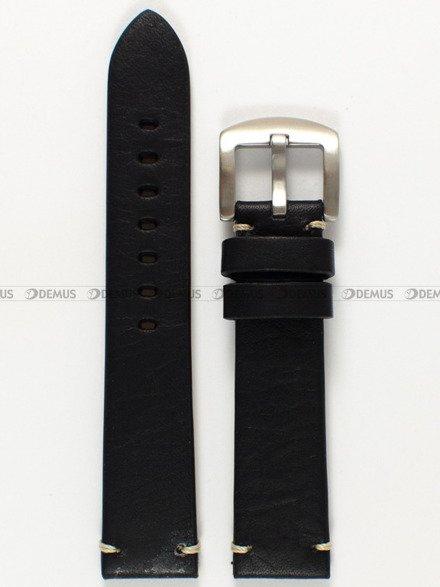 Pasek skórzany do zegarka - Tekla PT20.20.1.7 - 20 mm