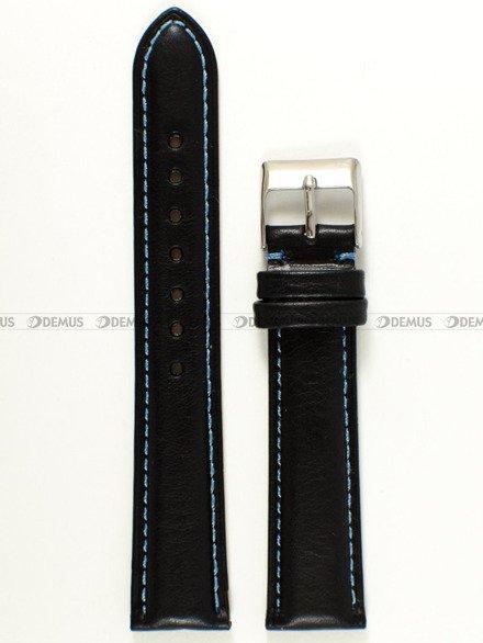 Pasek skórzany do zegarka - Tekla PT24.18.1.5 - 18 mm