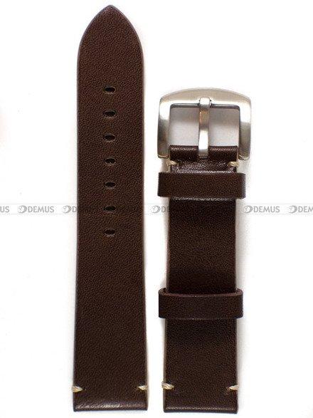 Pasek skórzany do zegarka - Tekla PT27.22.2 - 22 mm