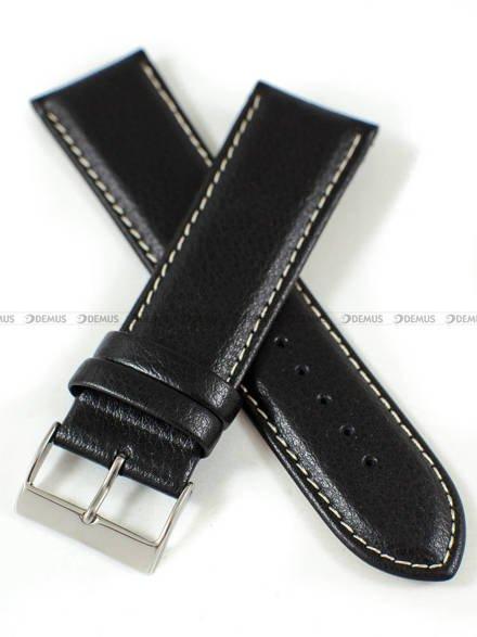 Pasek skórzany do zegarka - Tekla PT44.26.1.7.XL - 26 mm