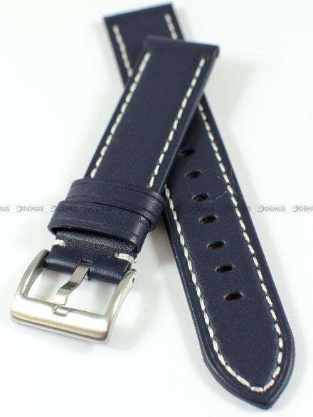 Pasek skórzany do zegarka - Tekla PT50.20.5.7 - 20 mm