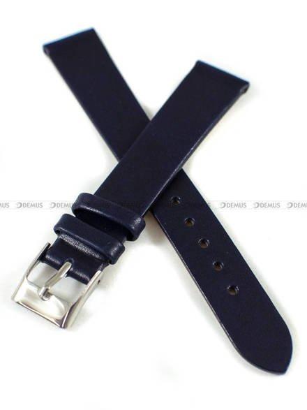 Pasek skórzany do zegarka - Tekla PT8.16.55 - 16 mm