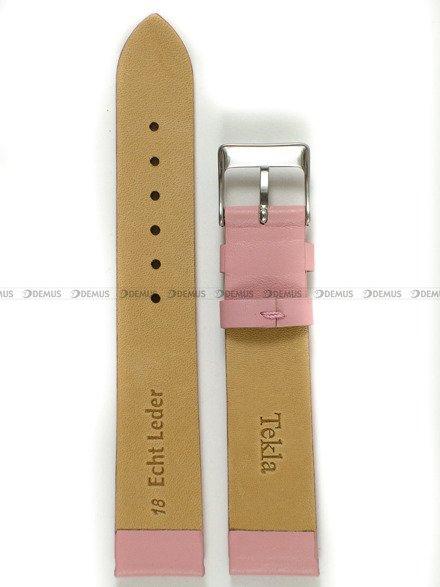 Pasek skórzany do zegarka - Tekla PT8.18.19 - 18 mm