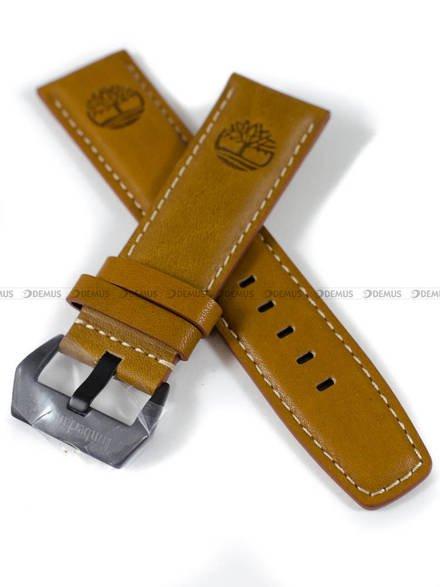 Pasek skórzany do zegarka Timberland TBL.14816JLB/02 Henniker II - 24 mm