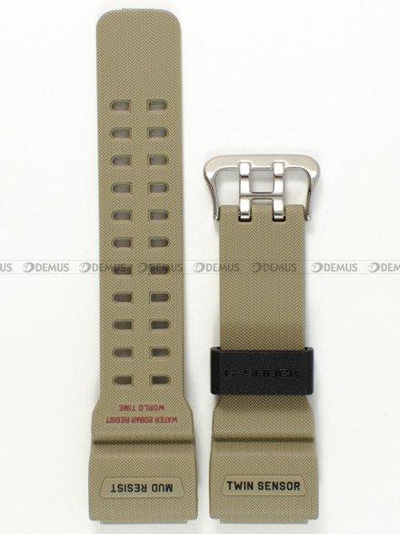 Pasek z tworzywa do zegarków Casio GG-1000-1A5 - 22 mm