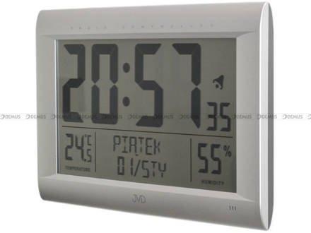 Zegar cyfrowy z termometrem JVD RB9075.2