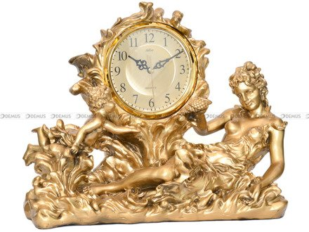 Zegar kominkowy figurka - Adler 80035G