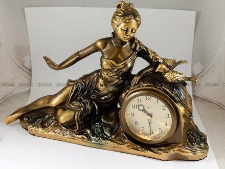 Zegar kominkowy figurka - Adler 80134-GB