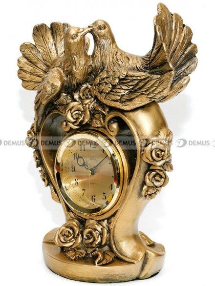 Zegar kominkowy kwarcowy gołębie 80140G