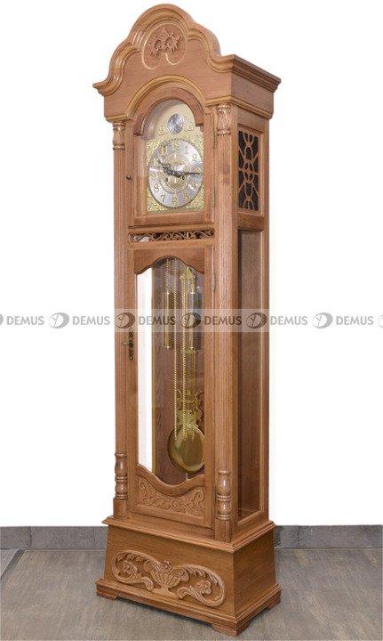 Zegar mechaniczny stojący Adler 10021-OAK1
