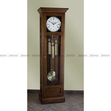 Zegar mechaniczny stojący Hermle Hermes-Silver-W