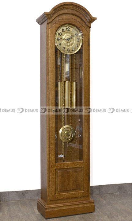 Zegar mechaniczny stojący Kieninger Albert II-Gold-01-CD