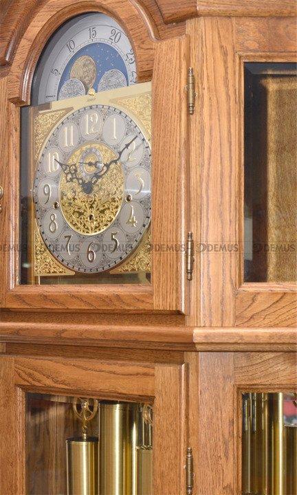 Zegar mechaniczny stojący Kronos-Gold-CD