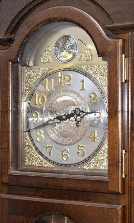Zegar mechaniczny stojący narożny Adler 10041-W