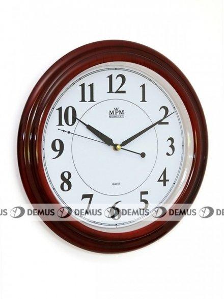 Zegar ścienny 627S-MAROON