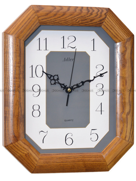 Zegar ścienny Adler 21046-CD