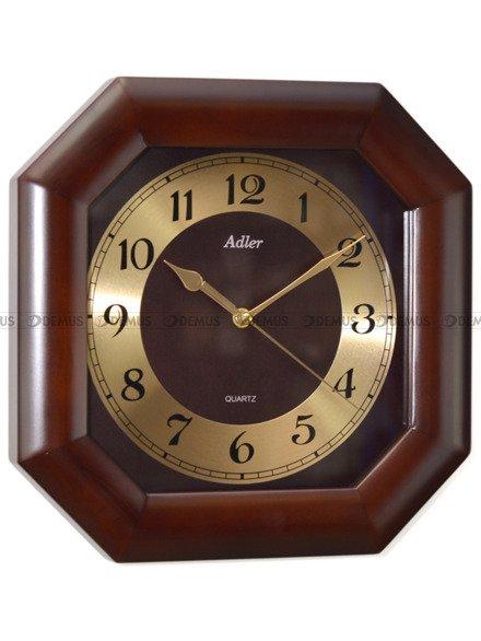 Zegar ścienny Adler 21148-W1