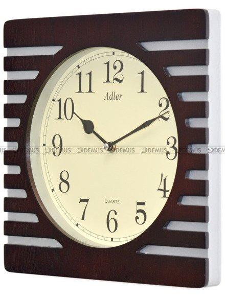 Zegar ścienny Adler 21174-WA