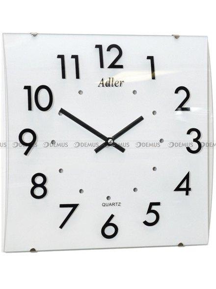 Zegar ścienny Adler 21177-WH