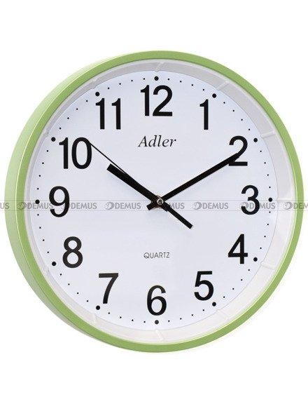 Zegar ścienny Adler 30125-GREEN