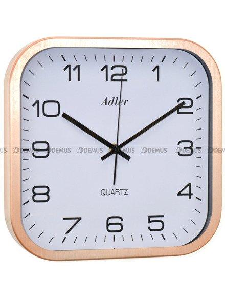 Zegar ścienny Adler 30138-COPPER