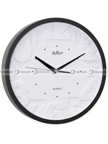 Zegar ścienny Adler PW230-BL-C