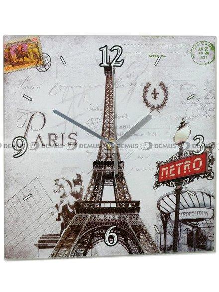 Zegar ścienny Demus S144068-Paryż