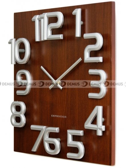 Zegar ścienny ExitoDesign HS-740WT