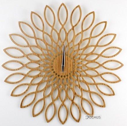 Zegar ścienny Karlsson Sunflower KA5394