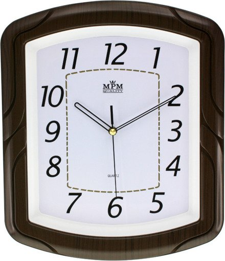 Zegar ścienny MPM E01.2417.52.SW