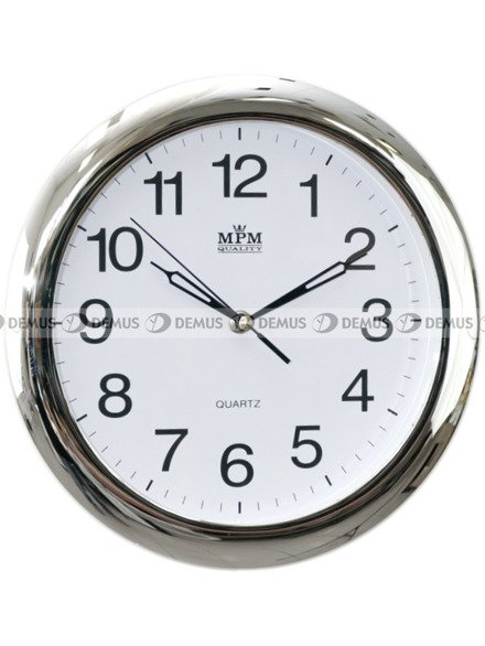 Zegar ścienny MPM E01.2455.70.SW